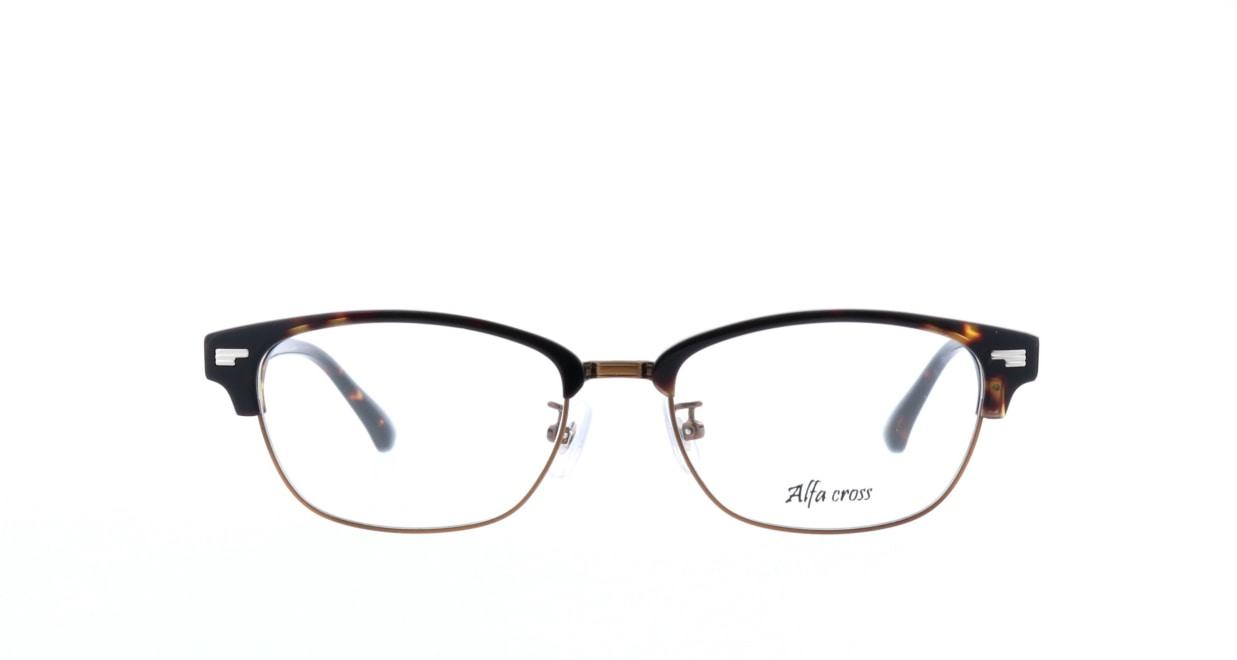アルファクロス AC-001-2-53 [ウェリントン/安い/べっ甲柄]