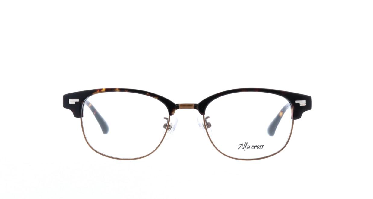アルファクロス AC-002-2-50 [ウェリントン/安い/べっ甲柄]