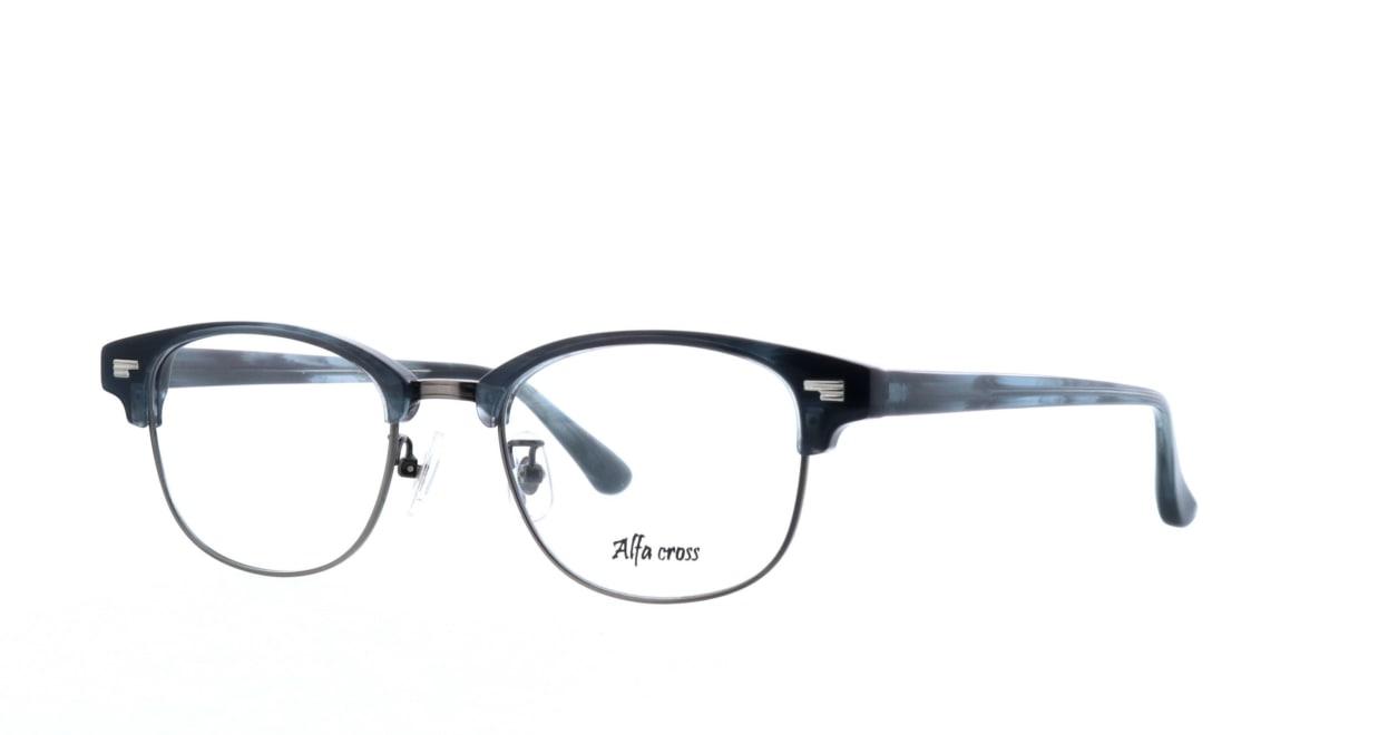 アルファクロス AC-002-3-50 [ウェリントン/安い/グレー]  1