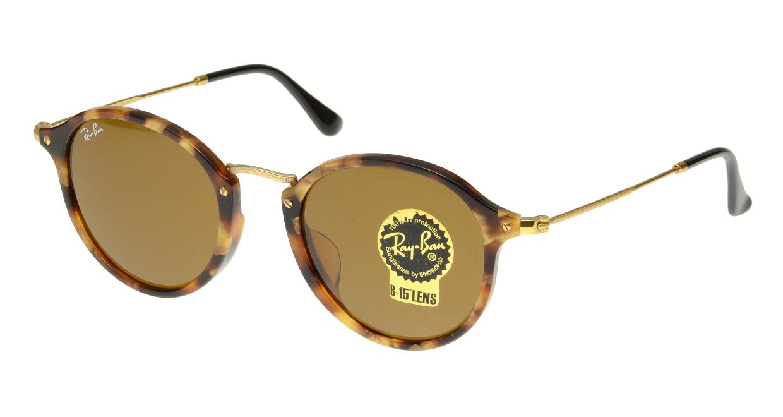 ラウンド フレック(ROUND FLECK) レイバン ROUND FLECK RB2447F-1160-49 [ボストン]  メガネのオーマイグラス