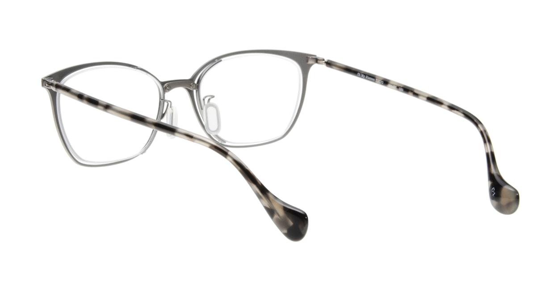 Oh My Glasses TOKYO 1283 omg-095-1 [メタル/鯖江産/ウェリントン]  2