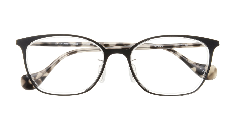 Oh My Glasses TOKYO 1283 omg-095-1 [メタル/鯖江産/ウェリントン]  3