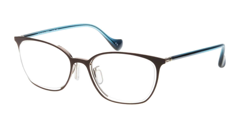 Oh My Glasses TOKYOomg-095-1283-3-51 [メタル/鯖江産/ウェリントン]