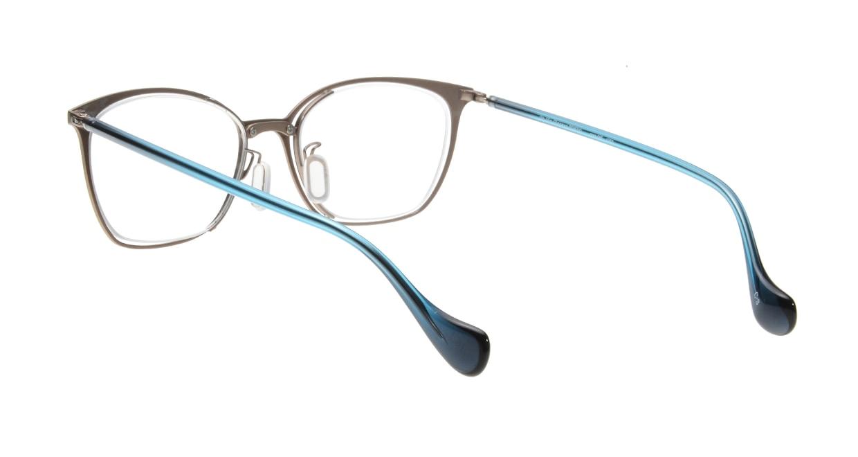 Oh My Glasses TOKYOomg-095-1283-3-51 [メタル/鯖江産/ウェリントン]  2