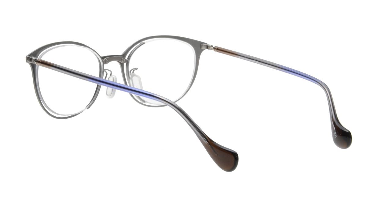 Oh My Glasses TOKYOomg-096-2011-2-49 [メタル/鯖江産/丸メガネ/青]  2
