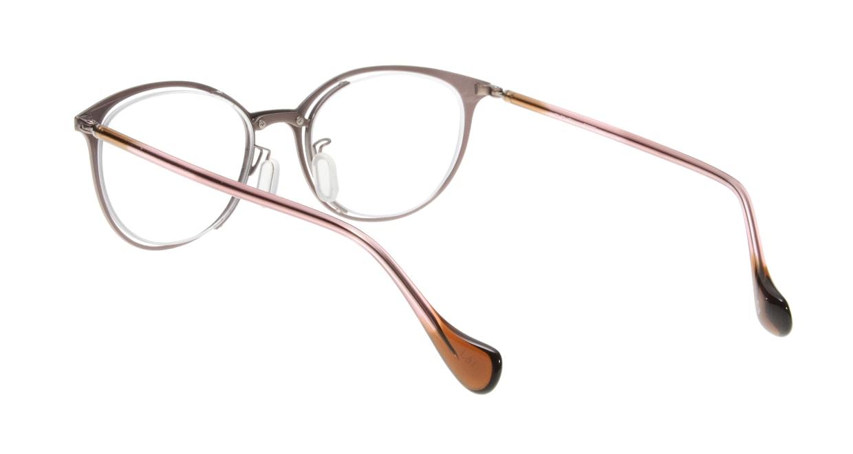 Oh My Glasses TOKYO 2011 omg-096-3 [メタル/鯖江産/丸メガネ/茶色]  2