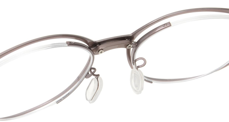 Oh My Glasses TOKYO 2011 omg-096-3 [メタル/鯖江産/丸メガネ/茶色]  4