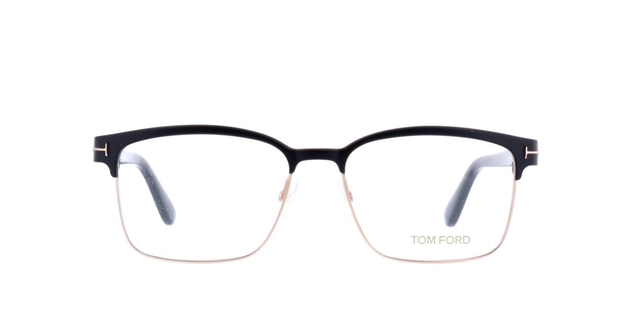 トムフォード FT5323-002-54 [黒縁/ウェリントン]