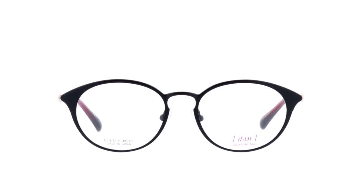 ドゥアン DUN-2119-4-49 [メタル/鯖江産/丸メガネ]