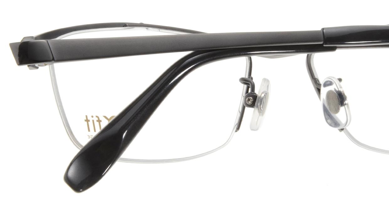 Oh My Glasses TOKYO 1905 omg-097-1 [メタル/鯖江産/ハーフリム/スクエア/グレー]  4