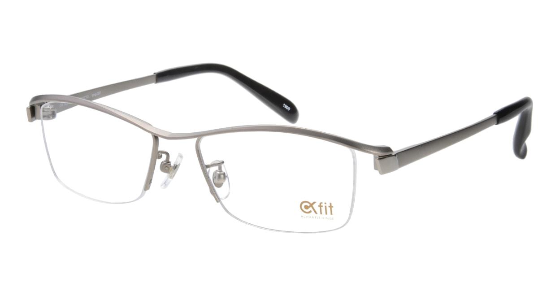 Oh My Glasses TOKYO 1905 omg-097-2 [メタル/鯖江産/ハーフリム/スクエア/茶色]