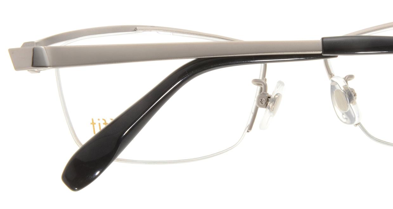 Oh My Glasses TOKYO 1905 omg-097-2 [メタル/鯖江産/ハーフリム/スクエア/茶色]  4