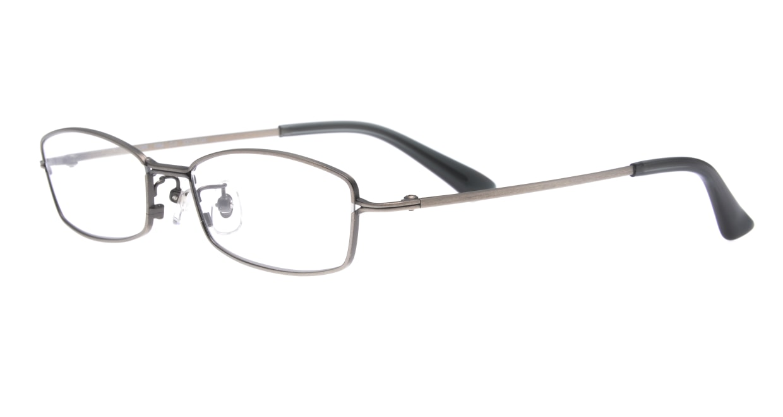 Oh My Glasses TOKYO 1984 omg-098-2 [メタル/鯖江産/スクエア/シルバー]  1