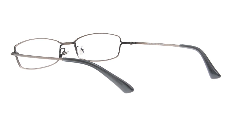 Oh My Glasses TOKYO 1984 omg-098-2 [メタル/鯖江産/スクエア/シルバー]  3
