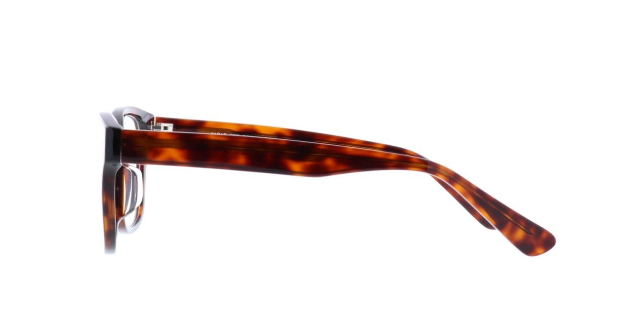 サバエオプト SOR-230-DEMI-55 [鯖江産/ウェリントン/べっ甲柄]  2