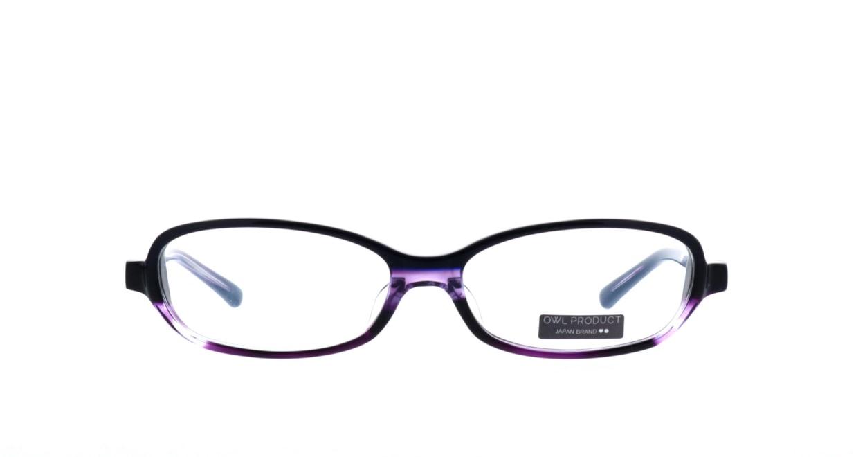 オウル feve bs04103-3-55 [オーバル/紫]