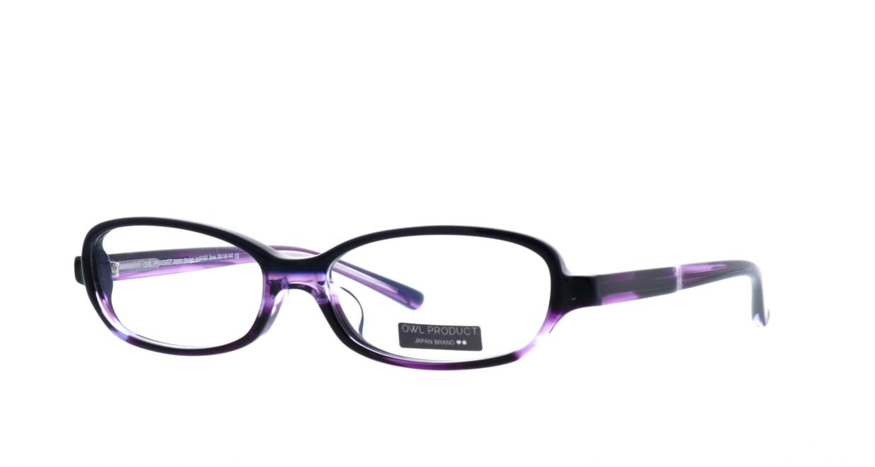 オウル feve bs04103-3-55 [オーバル/紫]  1