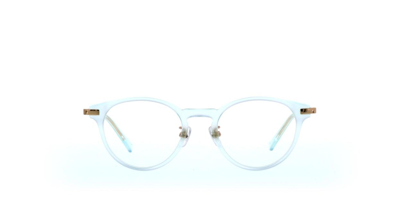 ヴィクター&ロルフ 70-0195-03 [丸メガネ/透明]