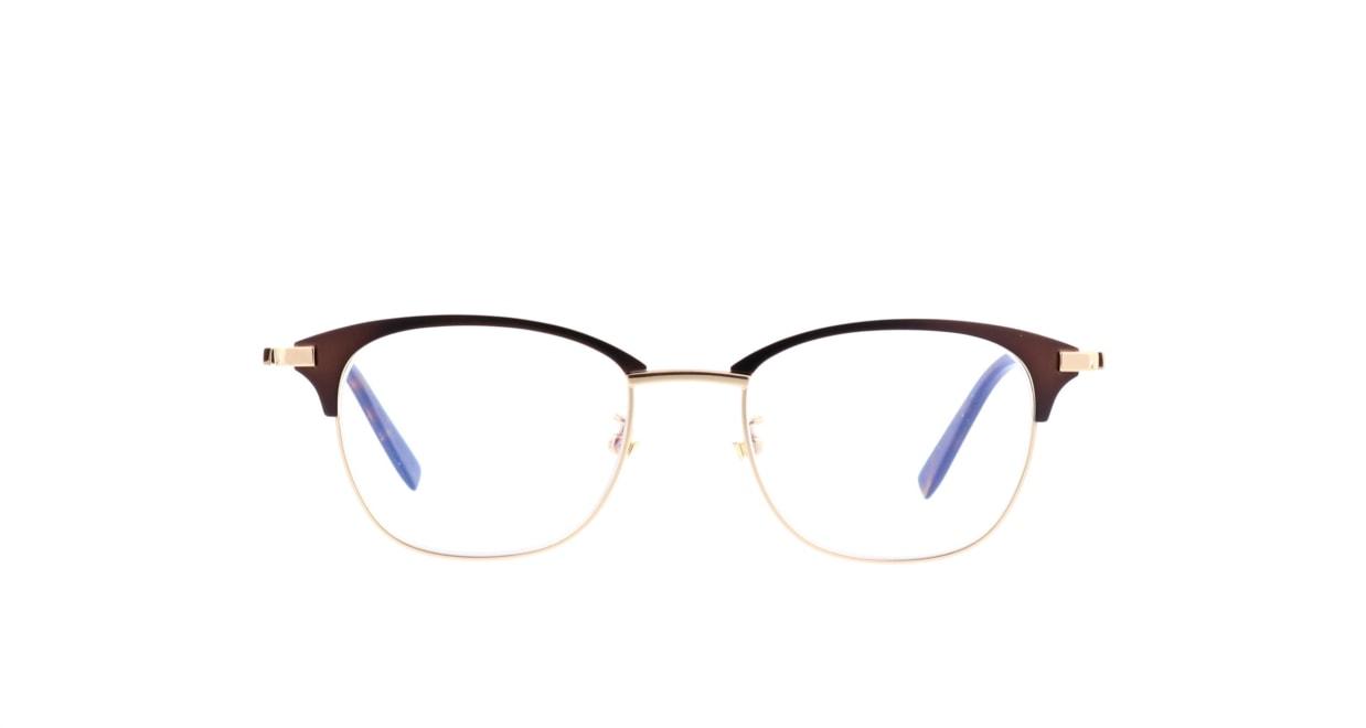 セレクタ87-0001-2-50 [メタル/ウェリントン/茶色]