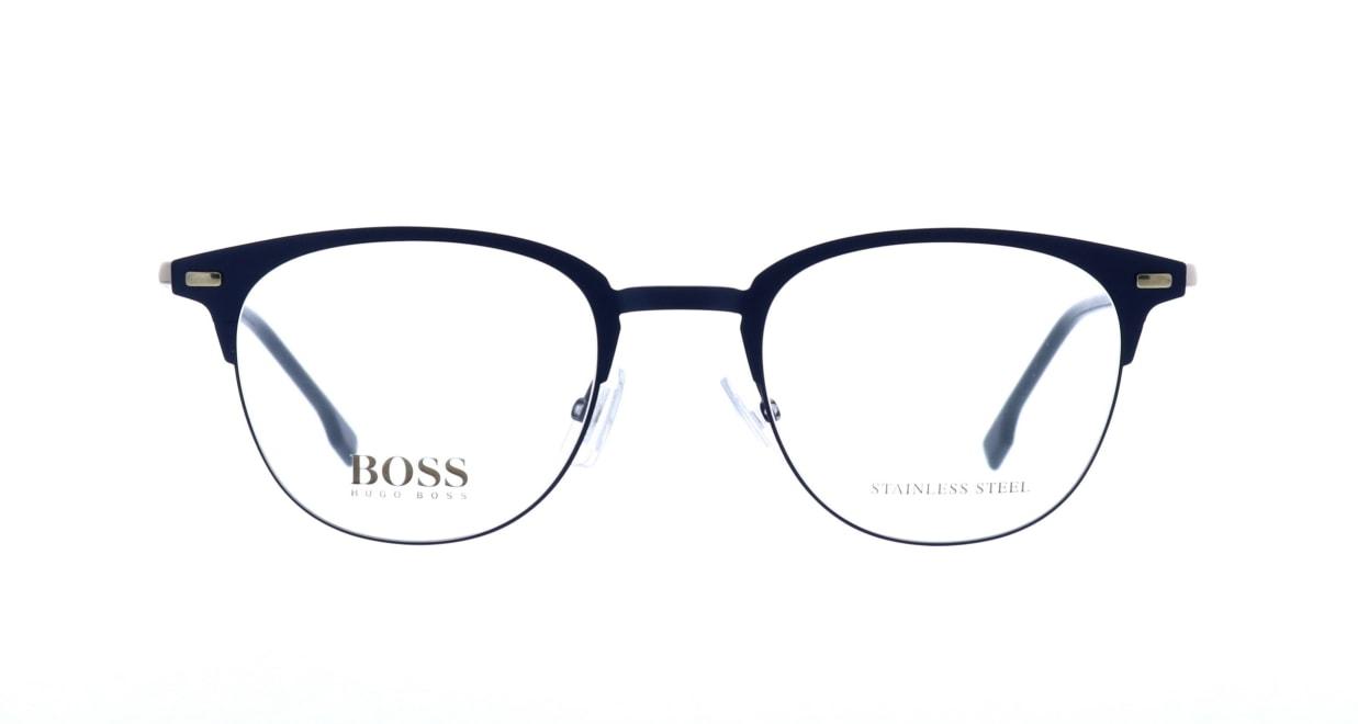 ヒューゴボス BOSS 0952/F-RCT [メタル/ウェリントン/青]
