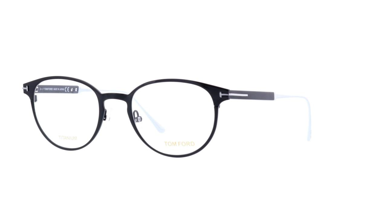 トムフォード FT5482-001-50 [メタル/丸メガネ]  1