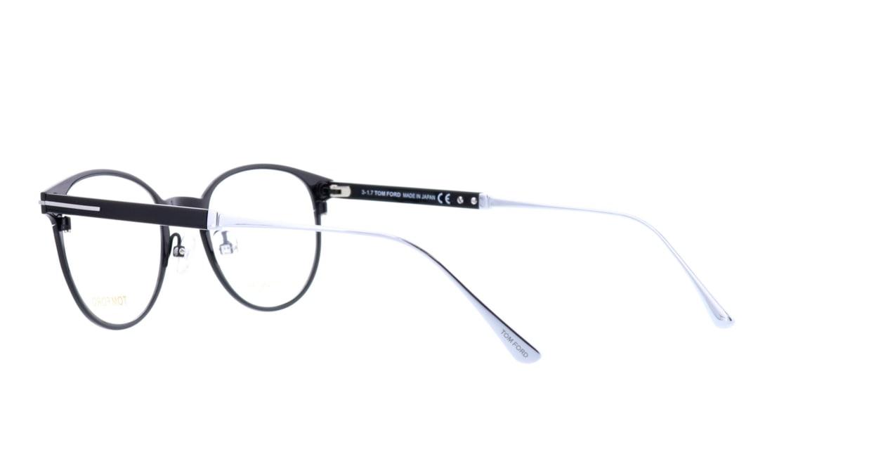 トムフォード FT5482-001-50 [メタル/丸メガネ]  3