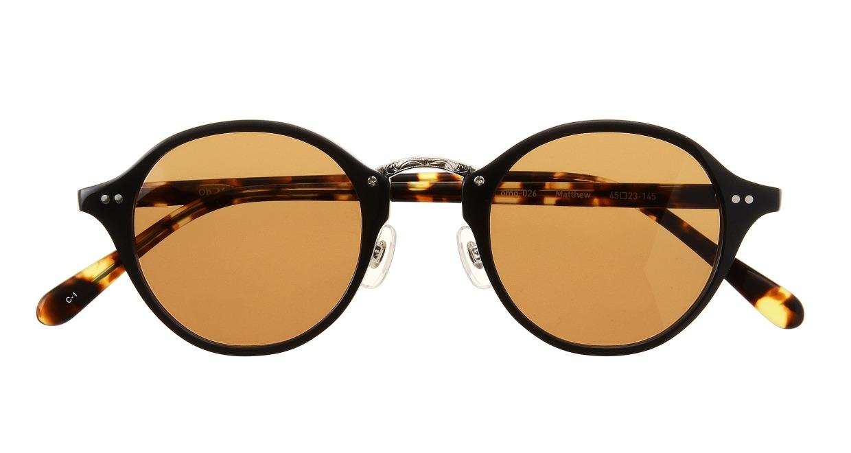 Oh My Glasses TOKYO Matthew omg-026-1-sun [鯖江産/ボストン]  3