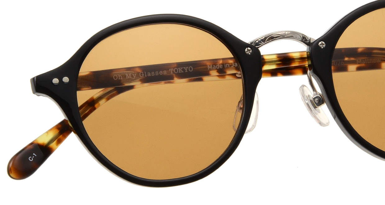 Oh My Glasses TOKYO Matthew omg-026-1-sun [鯖江産/ボストン]  4