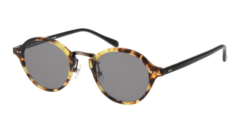 Oh My Glasses TOKYO Matthew omg-026-3-sun [鯖江産/ボストン]