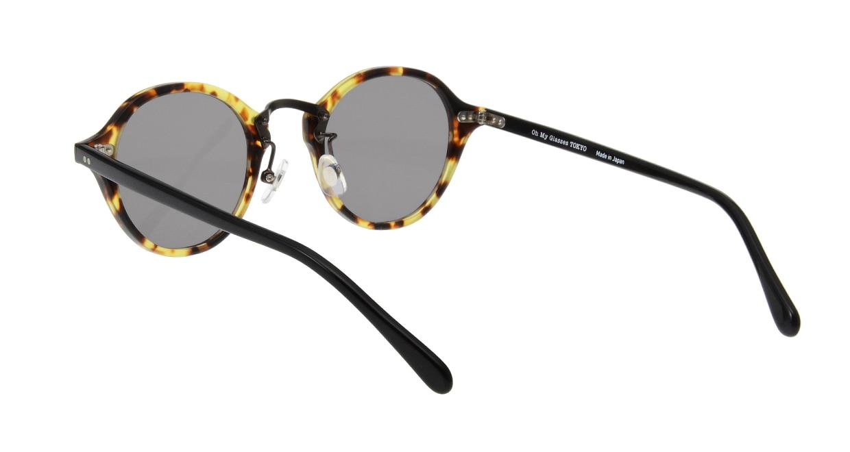 Oh My Glasses TOKYO Matthew omg-026-3-sun [鯖江産/ボストン]  2