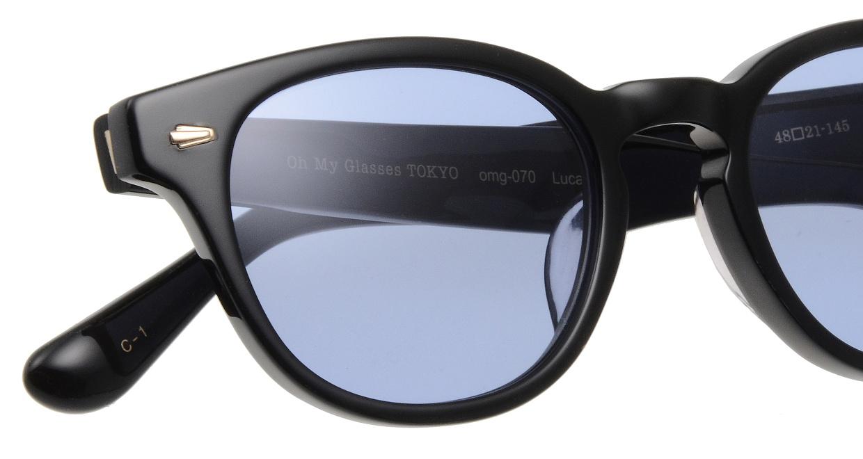 Oh My Glasses TOKYO Lucas omg-070sg-1-48 [鯖江産/ボストン]  4