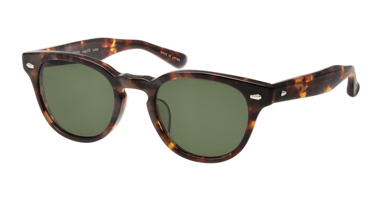 Oh My Glasses TOKYO Lucas omg-070sg-3-48 [鯖江産/ボストン]