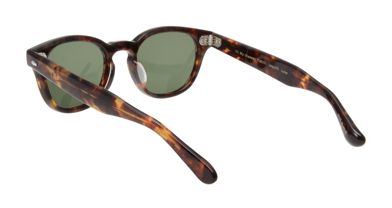 Oh My Glasses TOKYO Lucas omg-070sg-3-48 [鯖江産/ボストン]  2
