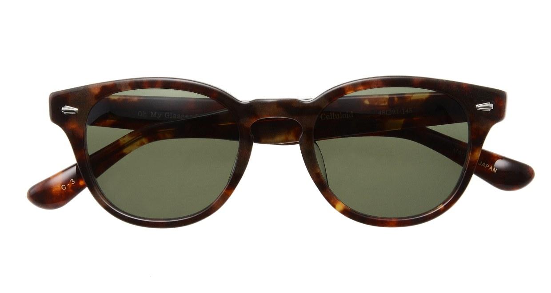 Oh My Glasses TOKYO Lucas omg-070sg-3-48 [鯖江産/ボストン]  3