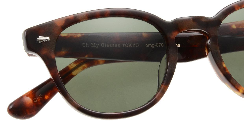 Oh My Glasses TOKYO Lucas omg-070sg-3-48 [鯖江産/ボストン]  4