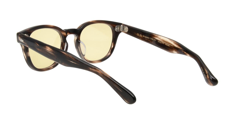 Oh My Glasses TOKYO Lucas omg-070sg-4-48 [鯖江産/ボストン]  2
