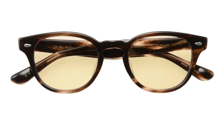 Oh My Glasses TOKYO Lucas omg-070sg-4-48 [鯖江産/ボストン]  3