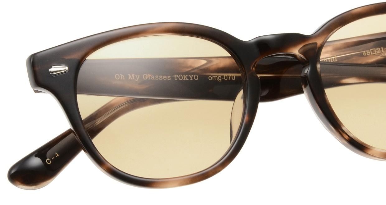 Oh My Glasses TOKYO Lucas omg-070sg-4-48 [鯖江産/ボストン]  4