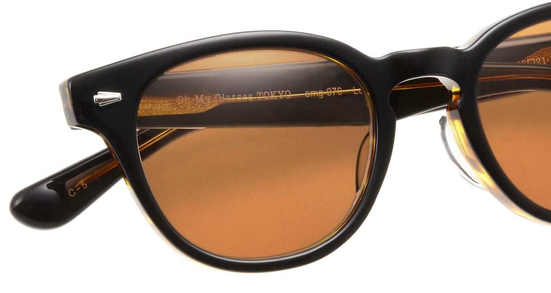 Oh My Glasses TOKYO Lucas omg-070sg-5-48 [鯖江産/ボストン]  4