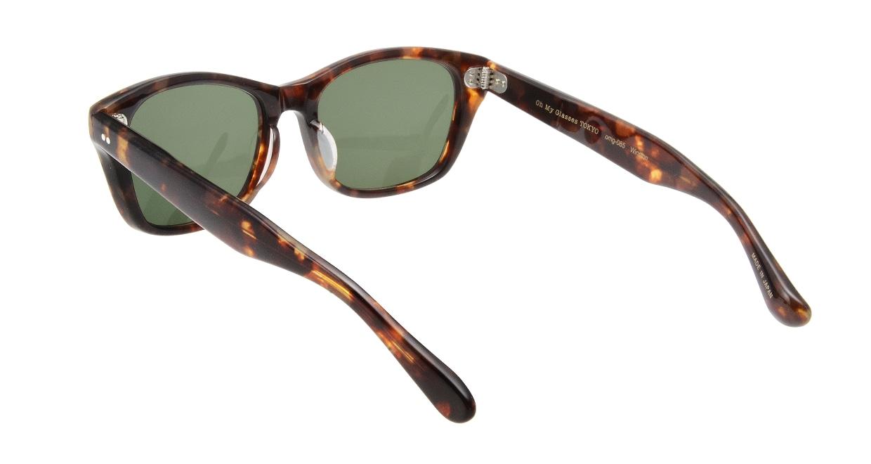 Oh My Glasses TOKYO Winston omg-085-3-52-sun [鯖江産/ウェリントン]  2
