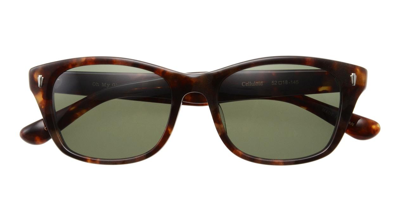 Oh My Glasses TOKYO Winston omg-085-3-52-sun [鯖江産/ウェリントン]  3