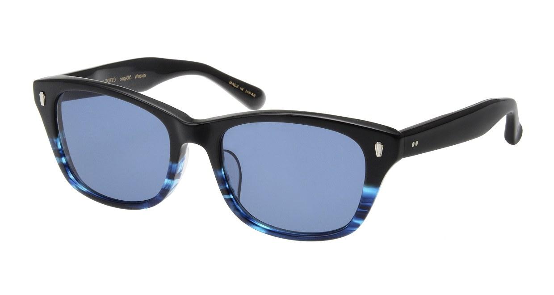 Oh My Glasses TOKYO Winston omg-085-6-52-sun [鯖江産/ウェリントン]