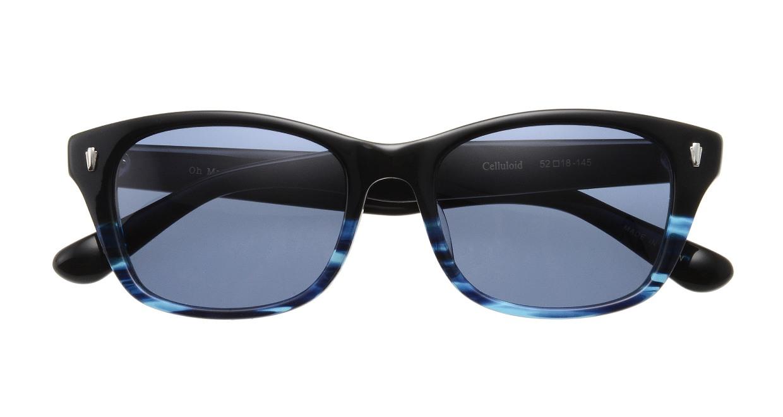 Oh My Glasses TOKYO Winston omg-085-6-52-sun [鯖江産/ウェリントン]  3