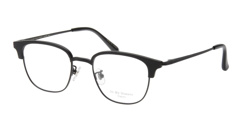 Oh My Glasses TOKYO Mike omg-092-1-47 [メタル/鯖江産/ウェリントン]