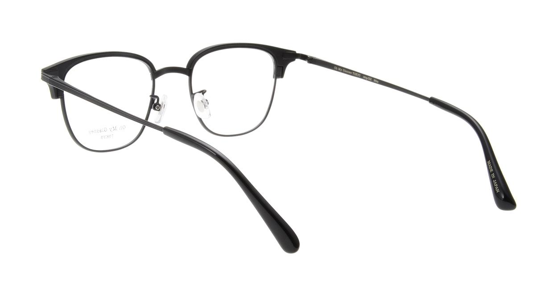Oh My Glasses TOKYO Mike omg-092-1-47 [メタル/鯖江産/ウェリントン]  2