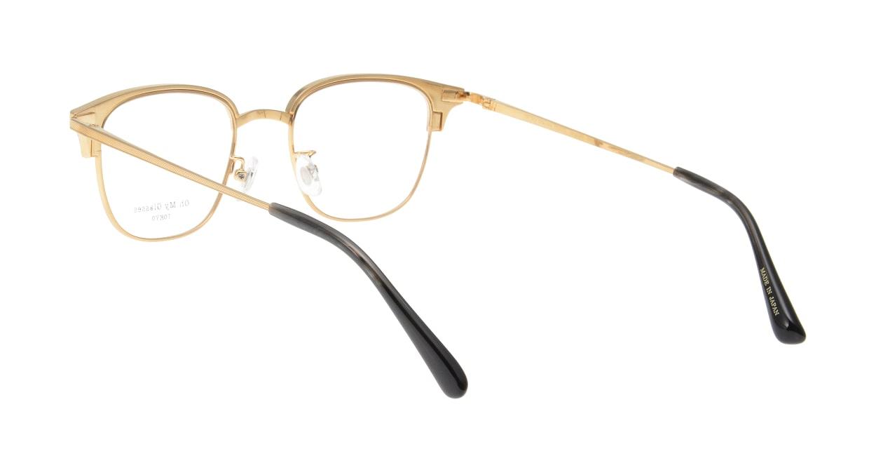 Oh My Glasses TOKYO Mike omg-092-2-47 [メタル/鯖江産/ウェリントン]  2
