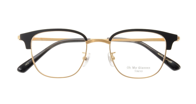 Oh My Glasses TOKYO Mike omg-092-2-47 [メタル/鯖江産/ウェリントン]  3