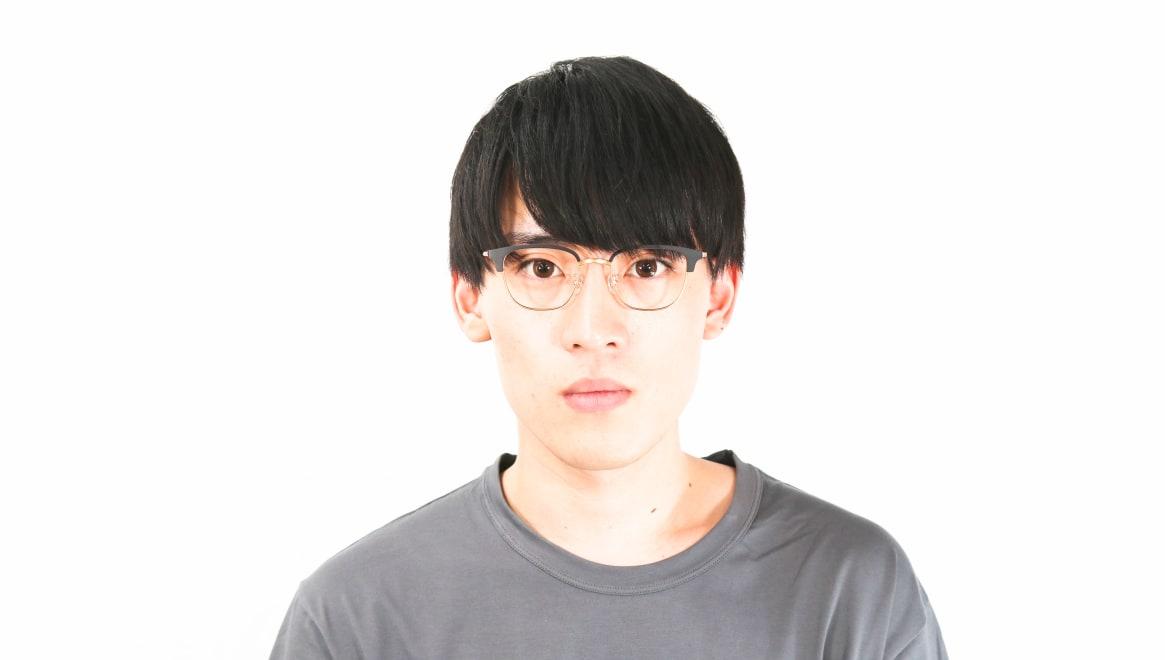 Oh My Glasses TOKYO Mike omg-092-2-47 [メタル/鯖江産/ウェリントン]  6