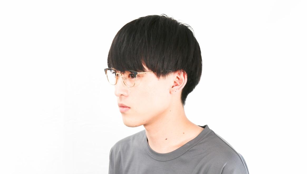 Oh My Glasses TOKYO Mike omg-092-2-47 [メタル/鯖江産/ウェリントン]  7