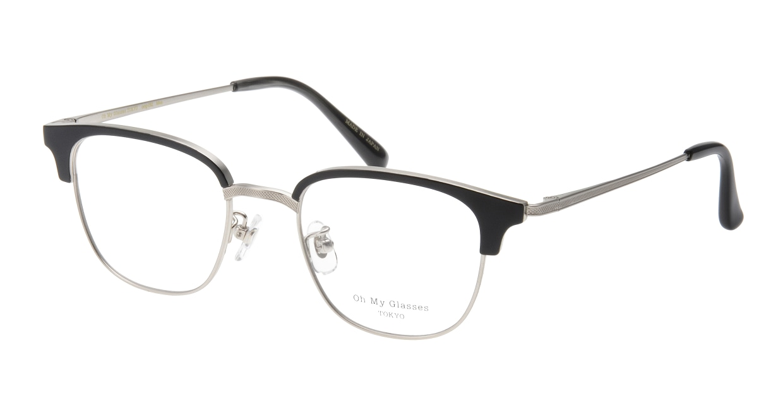 Oh My Glasses TOKYO Mike omg-092-3-47 [メタル/鯖江産/ウェリントン]